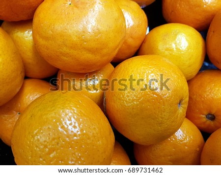 Orange #689731462