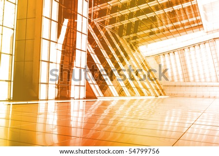 stock-photo-orange-abstract-building-wal