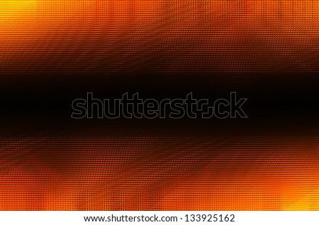 orange and black lines background