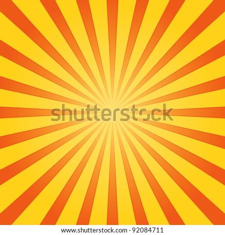 Orange and Yellow Shine #92084711