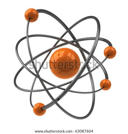 Orange Atom