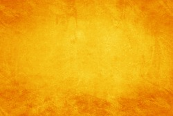 Orange background of a with spots.