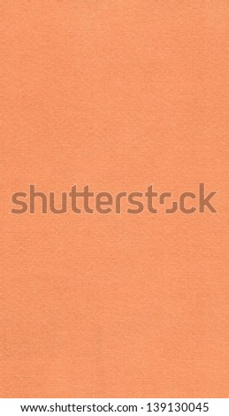 orange cardboard sheet background
