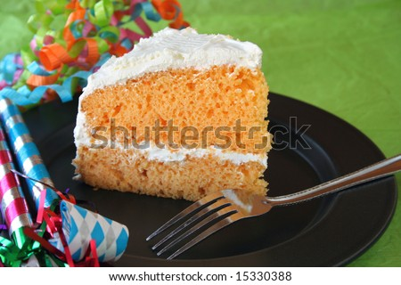 How To Separate Cake Colored Icing