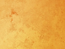 Orange concrete wall Texture