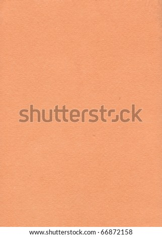 orange corrugated cardboard sheet background