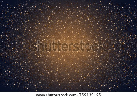 orange glitter background in xmas concept - Shutterstock ID 759139195