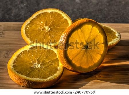 orange  is the fruit of the citrus species Citrus in the family Rutaceae
