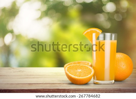 Orange Juice, Juice, Orange. #267784682