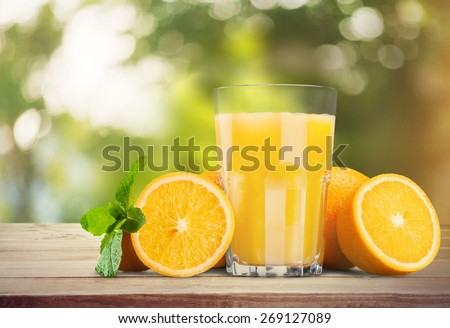 Orange Juice, Juice, Orange. #269127089