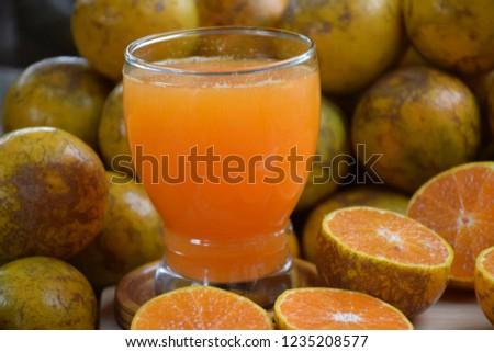 orange Juice ,orange crush   #1235208577