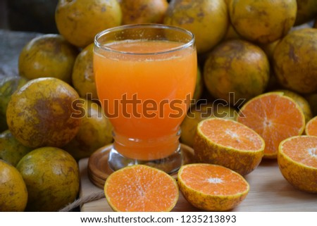 orange Juice,orange crush #1235213893