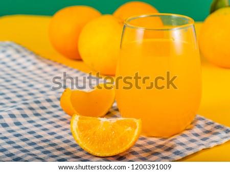 Orange, orange, orange, citrus #1200391009