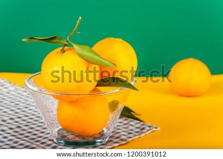 Orange, orange, orange, citrus #1200391012