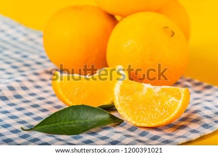 Orange, orange, orange, citrus #1200391021
