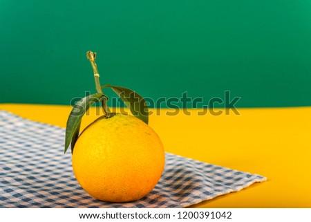 Orange, orange, orange, citrus #1200391042