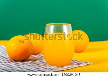Orange, orange, orange, citrus #1200391045