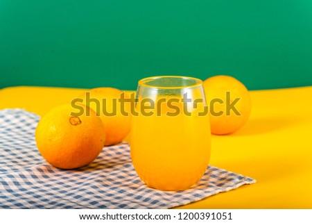 Orange, orange, orange, citrus #1200391051