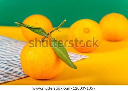 Orange, orange, orange, citrus #1200391057