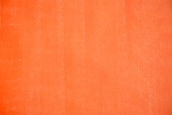 Orange painted wall texture with copy space your writing text on empty  background.
