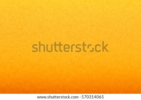 Orange Paper Texture. Background