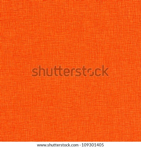 Orange paper with pattern