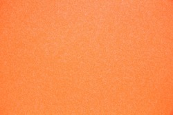 Orange Plastic Texture for Background.