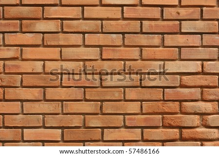 Red Brick Patterns http://www.shutterstock.com/pic-57486166/stock-photo-orange-red-brick-wall-patterns.html