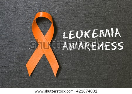 Royalty Free Peach Ribbon Uterine Cancer Awareness 378631447