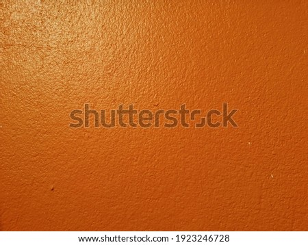 orange Rusty damaged to surface wall for background. Wall texture for vintage background. Zdjęcia stock ©