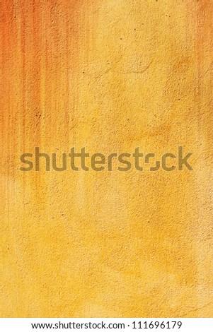 Orange rusty metal background material