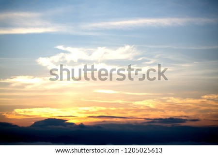 orange to purple gradient sky #1205025613
