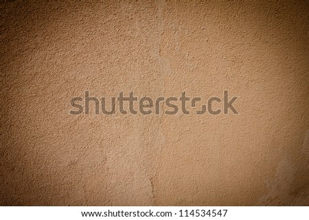 orange wall texture background plaster material