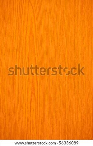 Orange wood texture - stock photo