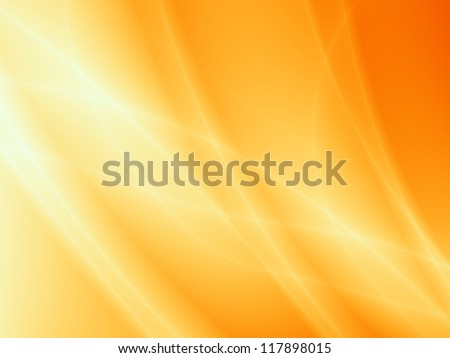Orange xmas background abstract design