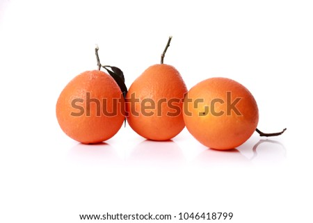 Oranges and oranges #1046418799