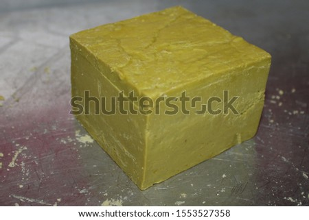 organic and handmade soap with olive oil #1553527358