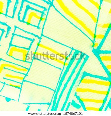 Organic Geometries. Green Geometrical Prints. Lime Drawing. Turquoise Fun Geometrics. Colorful Painted Line Patterns. Pattern Waves.