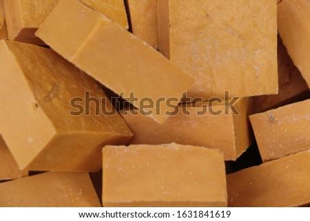 organic handmade olive oil soap bars