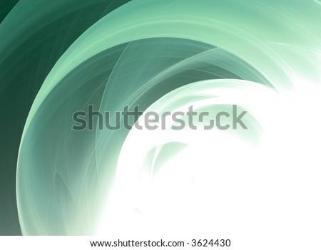 organic light shape