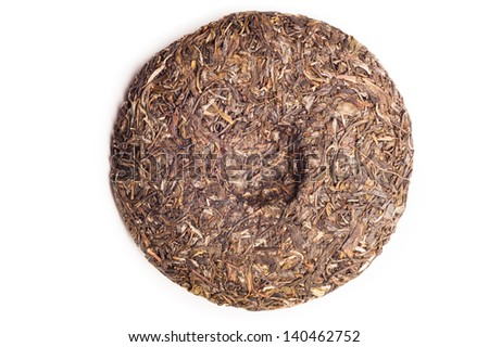 Organic raw Puer tea Chinese
