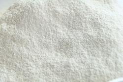 Organic self-rising flour for homemade bakery.
