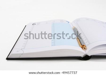 Organizer - daily planner
