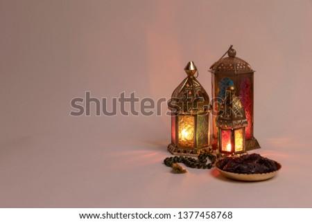Oriental Arabic lantern #1377458768