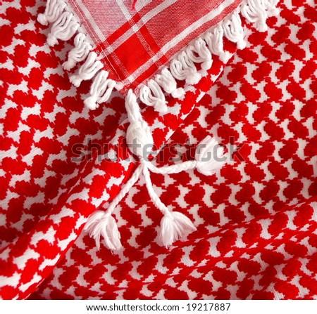 Oriental, bedouin, arabian keffiyah pattern. More of this motif in my port.