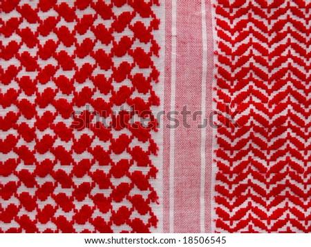 Oriental, bedouin like background. Arab keffiyah pattern. More of this pattern in my port.