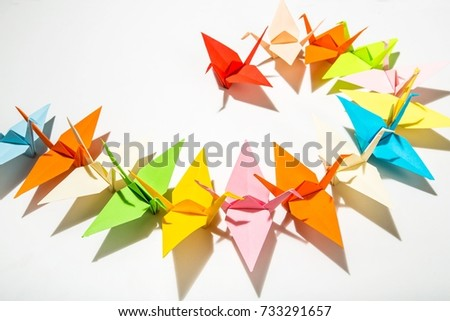Origami. #733291657