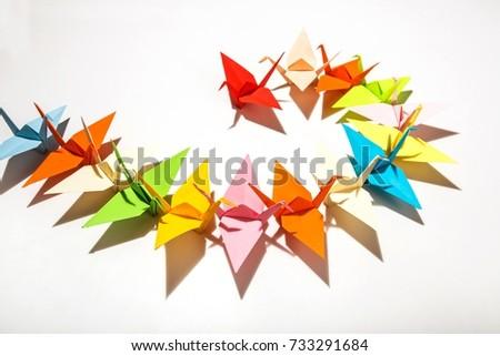 Origami. #733291684