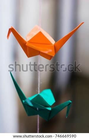 origami bird #746669590