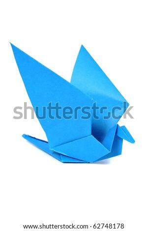 оригами кошелек схема. оригами попугай.